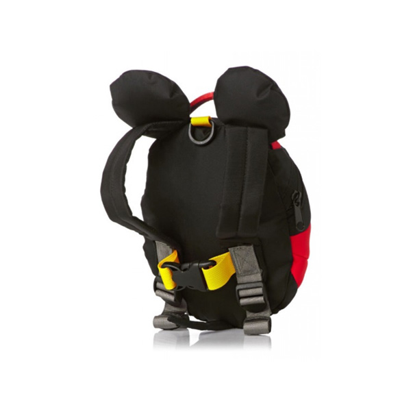 f2270334b44 Disney Mickey Mouse Toddler Backpack with Rein - Hometrends Baby   Kids