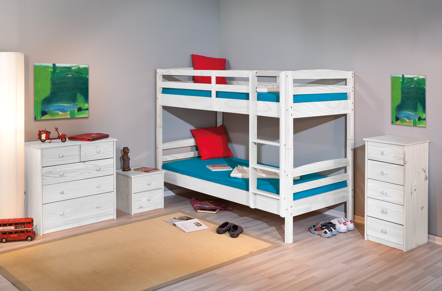 Bunk Bed Rick Hometrends Baby Kids